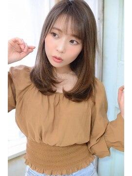 ジュール(Jule)大人 30代40代◎お手入れ簡単ワンカール#ひし形小型前髪 神戸