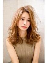アルマヘア(Alma hair)バウンスカール☆ヘルシーレイヤー