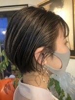 コレットヘア(Colette hair)縮毛矯正×デザインカラー