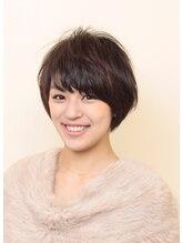 ヘアリラクシングルーラ(hair relaxing LuRa)ナチュラルショート 【武蔵小杉 新丸子 ルーラ】