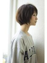 【Un ami】《増永剛大》2018/10代~40代まで人気の小顔ショート