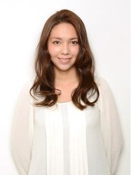 ヘアーアンドメイクアップMK 貝塚店(hair&make-up MK)外国人テンダーブラウンスタイル  by MK