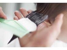 とにかく髪を傷めない徹底した『ノンダメージのこだわり』2