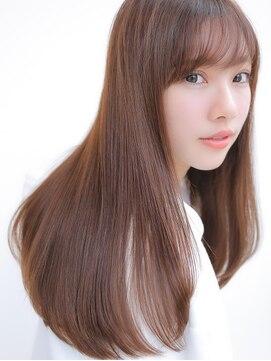 アグ ヘアー ジゼル 花巻店(Agu hair gisele)《Agu hair》うるツヤ質感★美髪ロング