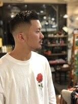 ザセカンドイーストサイドバーバーショップ(The Second EAST SIDE BARBER SHOP)barber style
