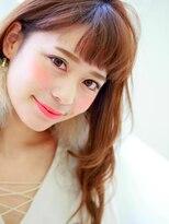 ピノ ウメダ(Pinot UMEDA)ラフロング☆シースルーカール