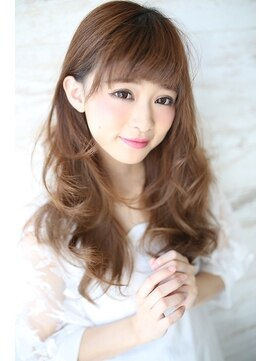 アグ ヘアー シーモ 下関店(Agu hair seamo)好感度バツグン*モテロング