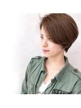 グミグミ(Gumi Gumi byIfh)大人女性の似合わせショート
