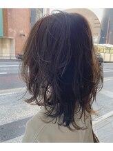 ヘアーサロン アウラ(hair salon aura)【aura】ヘアスタイルNo.16 ウルフヘア