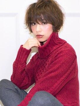 マイ ヘア デザイン(MY hair design)センシュアルな大人カジュアルフェミニン by 三角祐太