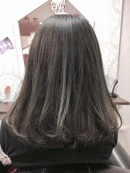 ヘアアンドメイク エトワール(hair&make etoile)の写真/【古淵】カラー剤250色以上★(イルミナ・アディクシーなど)自分の好きなカラーにきっと出会えるはず♪