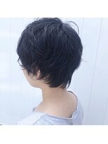 キルト(kilto.)癖毛を生かしたショートカットスタイル