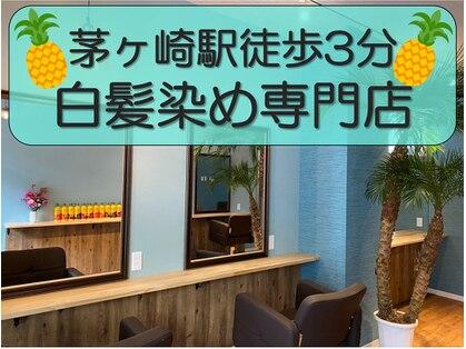 白髪染め専門店 #Rakuun 【ラクウン】