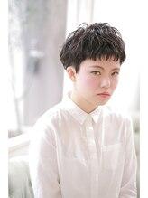アトリエ ニノ 下北沢(atelier NINO)【atelier NINO 下北沢】フレンチカジュアルショート