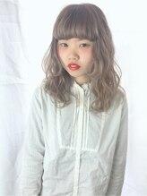 アリス ヘア デザイン(Alice Hair Design)Alice☆クリーミィブロンド
