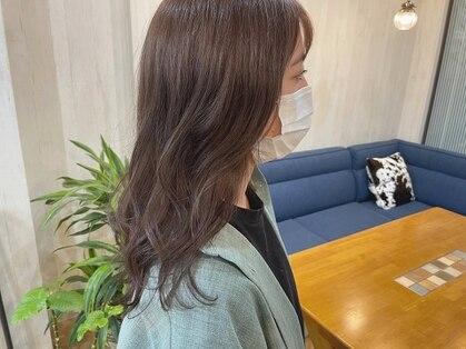 ジェミニバイサロンドミヨシ(Gemini. by salon de Miyoshi)の写真