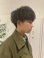 ザ サードヘアー 津田沼(THE 3rd HAIR)王道マッシュヘア