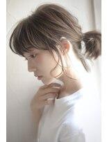 ベル ギンザ (Belle Ginza)ざっくりポニー/卒業式ヘア