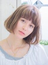 ジェナ(Jena)イルミナオーシャン/エアリーボブ 【jena】担当 堀川 彩