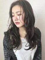 ヘアセラヴィ 雨ヶ谷(hair C'est La Vie)アンニュイロング