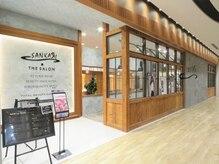 サンカリ イオンモール今治新都市店(SANKARI)の雰囲気(イオンモールの中にあるから見つけやすい。)