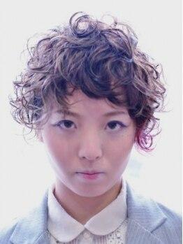 ヘアーズ和(Hair's)の写真/ダメージレスで、キレイな発色とツヤが長持ちします☆いつものカラーリングに飽きた方はデザインカラーが◎