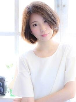 ヘアーアンドカラー ミヤ 桑園駅前店(hair & color MIYA)の写真/忙しい女性必見☆技術力・再現性の高さ◎スタイリングしやすい、あなたに似合う愛されスタイルをご提案!