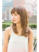 ヘアーリゾート ラヴィニール 新宿東口店(Hair Resort L´avenir)上品ツヤつやアッシュ☆
