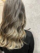 セブン ヘア ワークス(Seven Hair Works)[カラーベーシック]インナーカラー