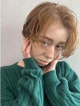プラット(PRATT / 92co.)の写真/<PRATT×REPRODUCIBILITY>骨格・髪質に合わせて、クセを活かしたカットであなただけのスタイルに。【柏】