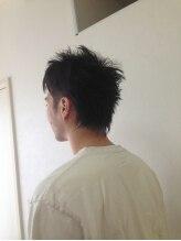 ヘアースタジオ マッシュ(HAIR STUDIO mush)ツーブロックイケメンカット