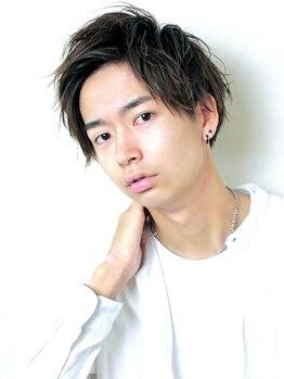 レンジシキチジョウジ (RENJISHI KICHIJOJI)の写真/ショートヘアが30年以上売りだからこそメンズstyleの幅は無限大。今すぐカッコ良くなりたいならRENJISHIへ!