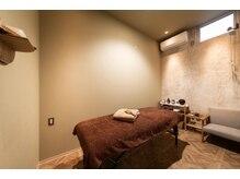 コソット(kosotto)の雰囲気(リンパマッサージは完全個室で心からゆっくりできる空間に。)