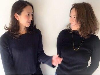 ロスサロン(Ros salon)の写真/【桜山3分】栄の有名大型サロンで腕を磨いたキャリア10年以上の実力派女性スタイリストが在籍★