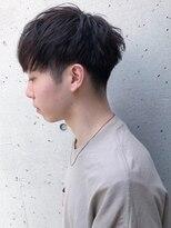 【BREEN原宿】刈り上げ高め×クラウドマッシュ