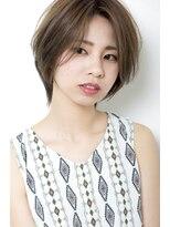 バジル(BASIL)BASIL☆前髪長めのハンサムショート