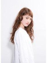 ヘアメイク ワンズカラー 東加古川店(hair make 1's Color)外国人風ウエーブセミ♪