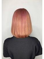 ソース ヘアアトリエ 梅田(Source hair atelier)【SOURCE】パッションオレンジ