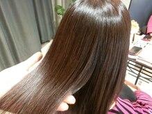 『足立区唯一の公認髪質改善ヘアエステサロン』だからできる美しいストレートスタイル☆【Hanare 綾瀬】