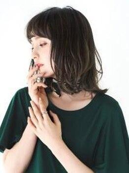 ヘアサロン ガリカ 表参道(hair salon Gallica)の写真/必要なのはカットの技術。『クセは必ず活かせます』アナタの髪は素晴らしい。