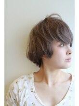 メゾン ヘアー デザイン(Maison hair design)ダブルカラーのショート