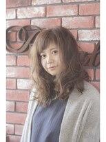 ロイヤルスウィートパーマ&アッシュカラースタイル☆