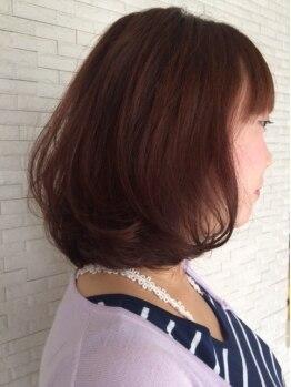 メモ 武蔵小杉(memo)の写真/≪髪のお悩み相談所!≫クセや毛量など何でもお気軽に♪カット技術で差をつけて、サロン帰りが続く髪へ…☆