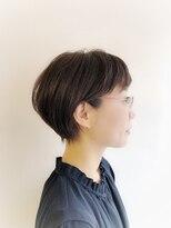 ラトリエコンタン(L´atelier Content)【L`atelier Content YUMI】ショートボブ ラウンド