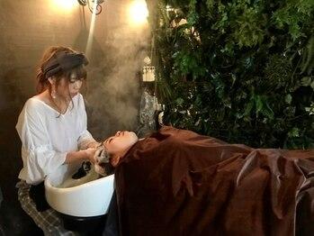 ミルティー(myrtille)の写真/【梅田/大阪駅/北新地】女性専用!周りの目を気にせずリラックス♪極上のヘッドスパで日々の疲れを解消へ―