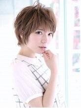 ステラ 三田フラワータウン店(STELLA)前髪・顔周り小顔カットで可愛く♪愛されラフかわショート