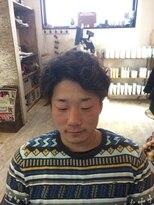 ヘアーチェリーコーク ランプ(HAIR CHERRY COKE Lamp)【新開】スパイラルパーマ