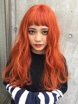 ジーナ(XENA)ブラッドオレンジ