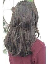 ヘアーサロン エール 原宿(hair salon ailes)(ailes原宿)style289デザインカラー☆ヌードアッシュ