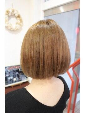 ジップヘアー(ZipHair)Zip Hair ★ベージュボブ★